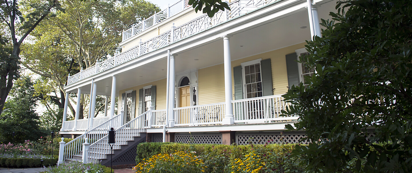 Gracie Mansion | The People's House | Home To Sitting Mayors